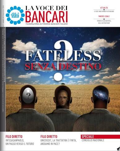 E' disponibile La Voce dei Bancari n° 9 – 2010